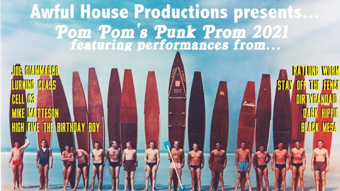 Pom Pom's Punk Prom 2021