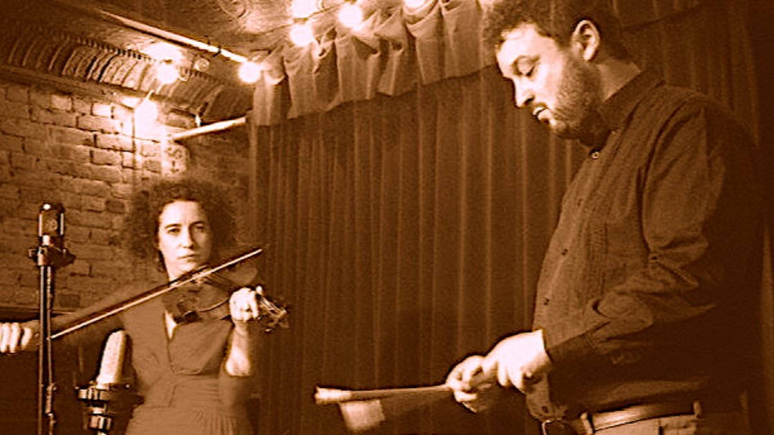 BARBES OUTSIDE:  THE KLEZMOGRAPHERS