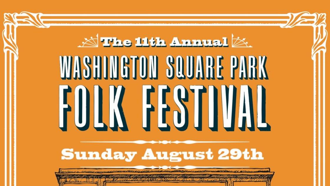 The 11th Annual Washington Square Park Folk Festival