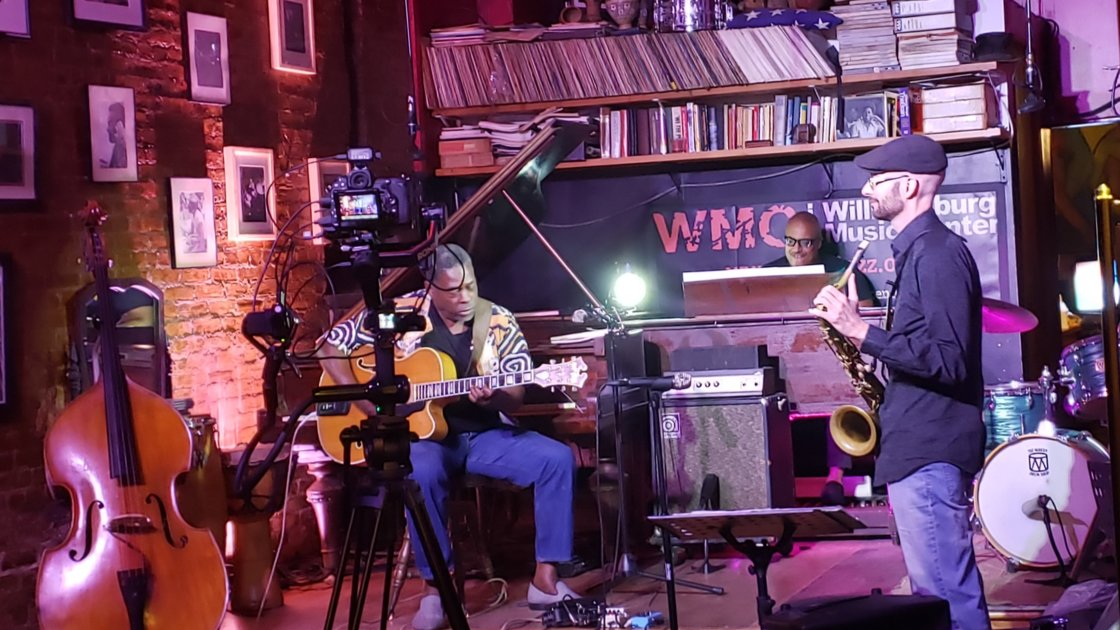 Live Jazz at the WMC