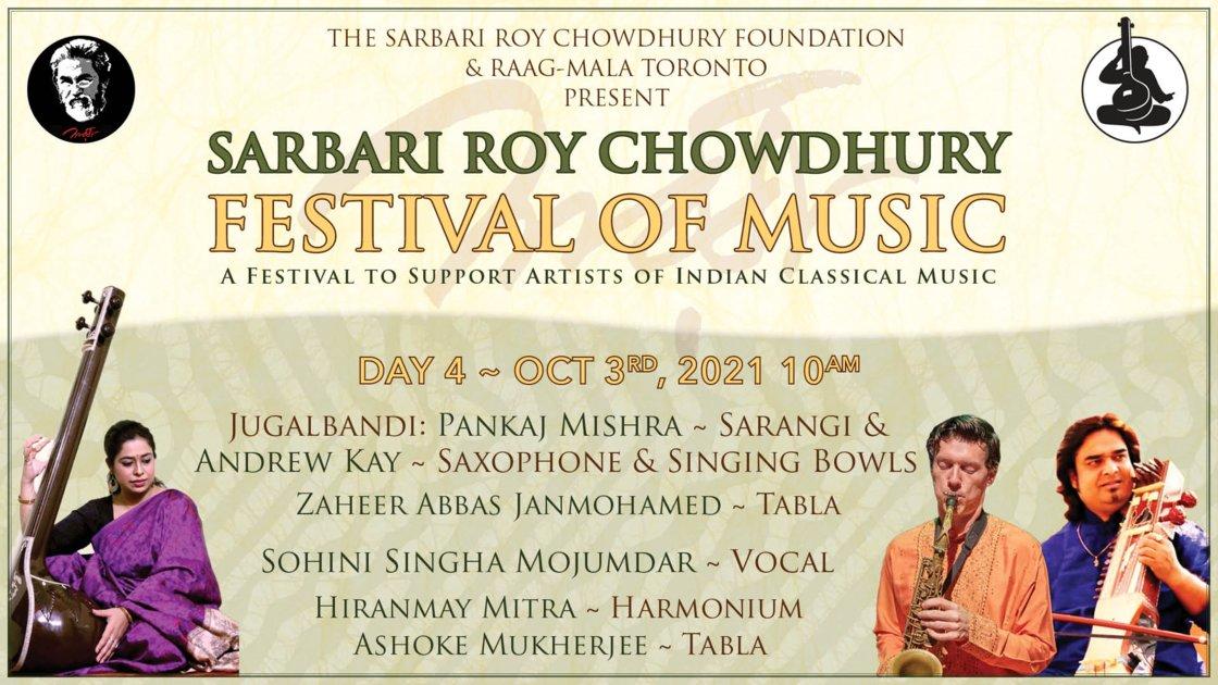 Sarbari Roy Chowdhury Festival • Day 4