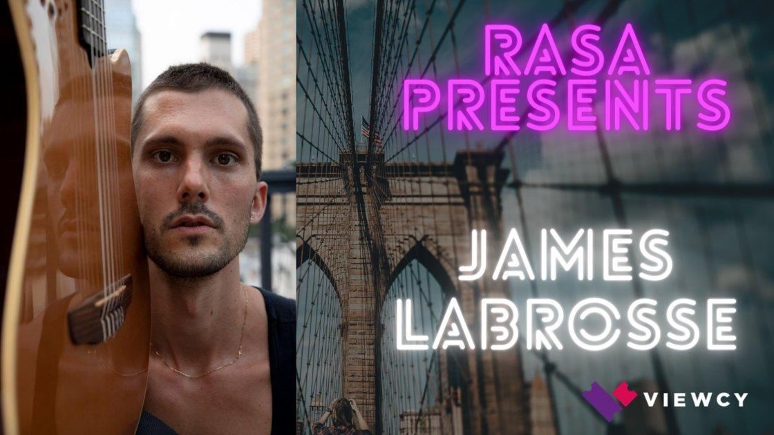 RASA Tuesdays Present: James Labrossse ensemble