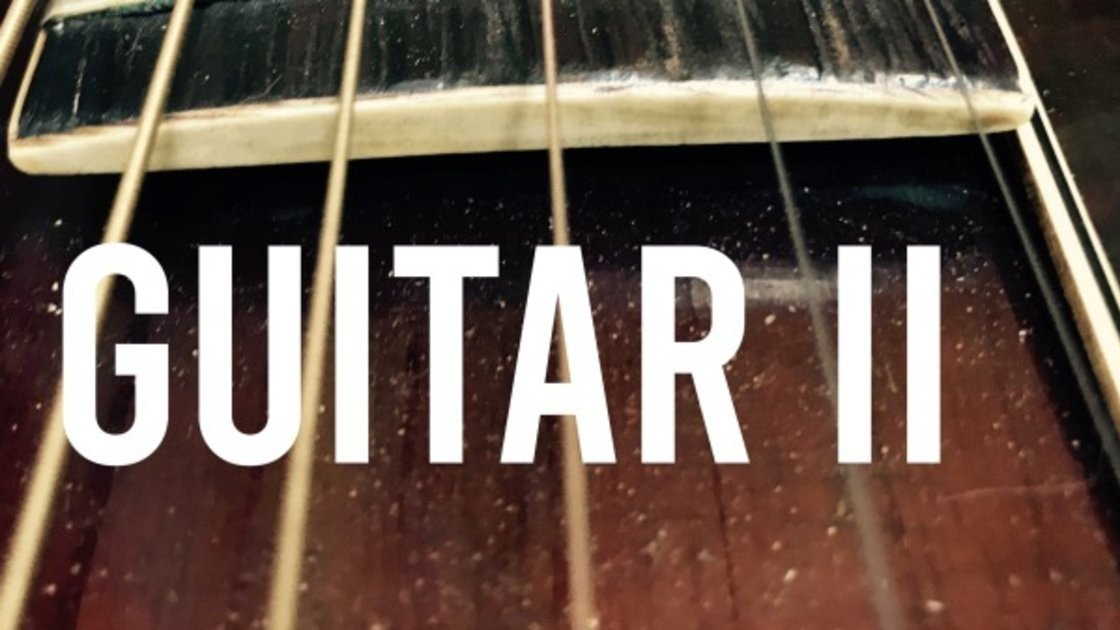 Guitar II - In Person Group Classes with Isto