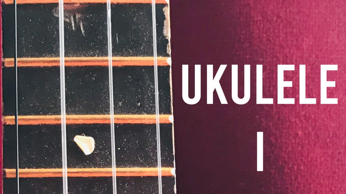 Ukulele I - In Person Group Classes with Christian Apuzzo