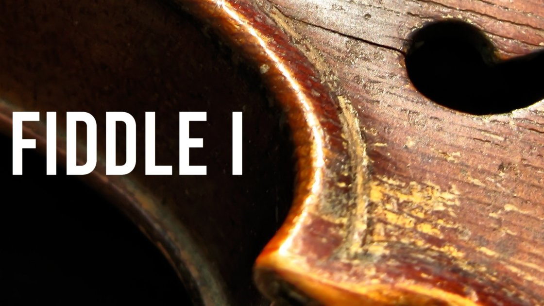 Fiddle I - In Person Group Class with Glendon Jones