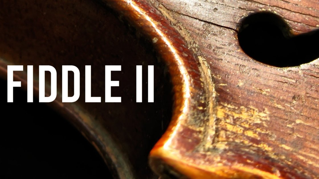Fiddle II - In Person Group Class with Glendon Jones