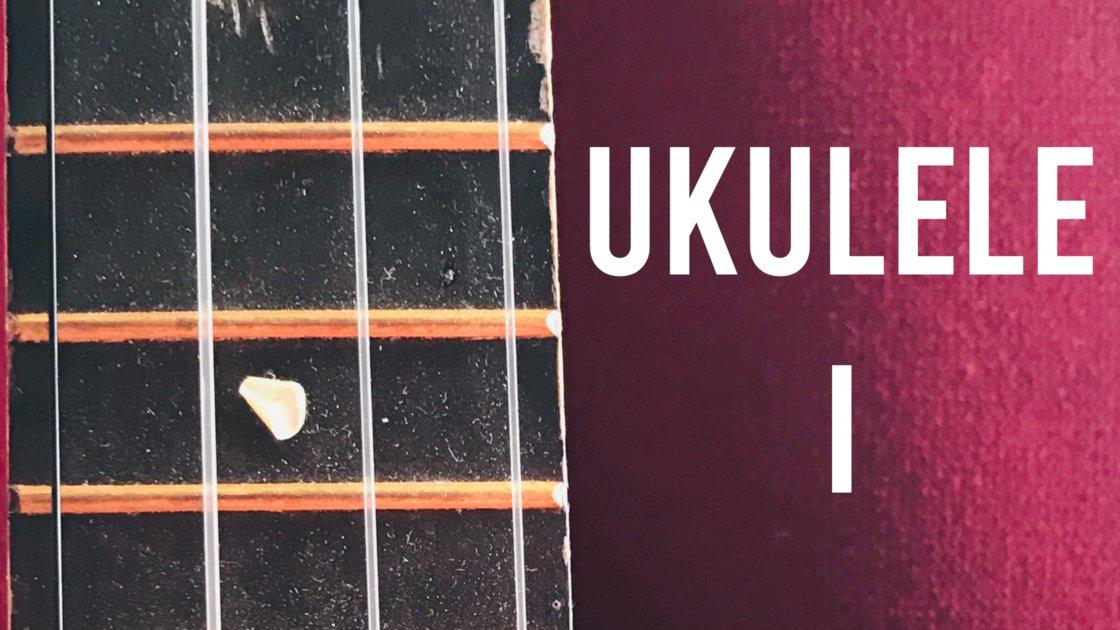 Ukulele I -  An 8 Week Online Class on Zoom with Doug Skinner