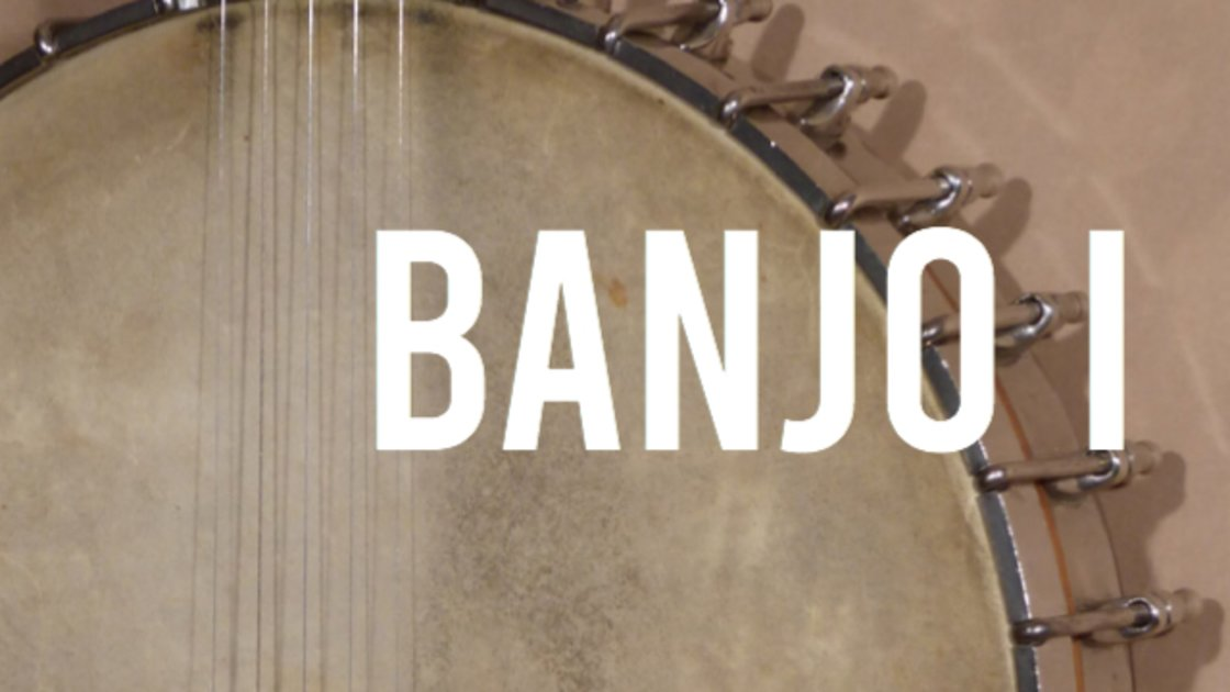 Banjo I -  An 8 Week Online Class on Zoom with Nick Throop