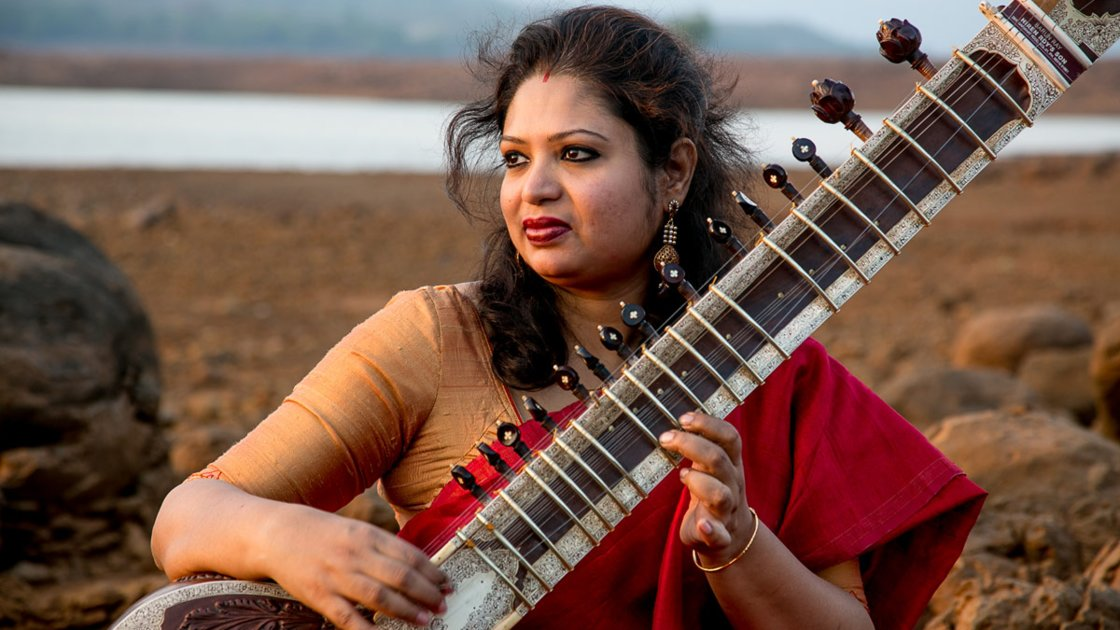 Naad Brahma Presents- Vidushi Sahana Banerjee & Pandit Ramdas Palsule