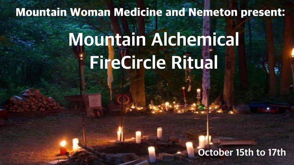 Mountain Alchemical FireCircle Ritual