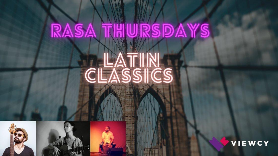RASA Presents: Latin Classics