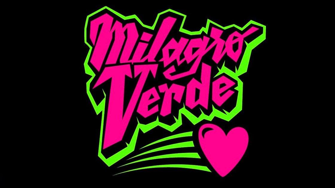 TROPICAL VORTEX Presents: MILAGRO VERDE