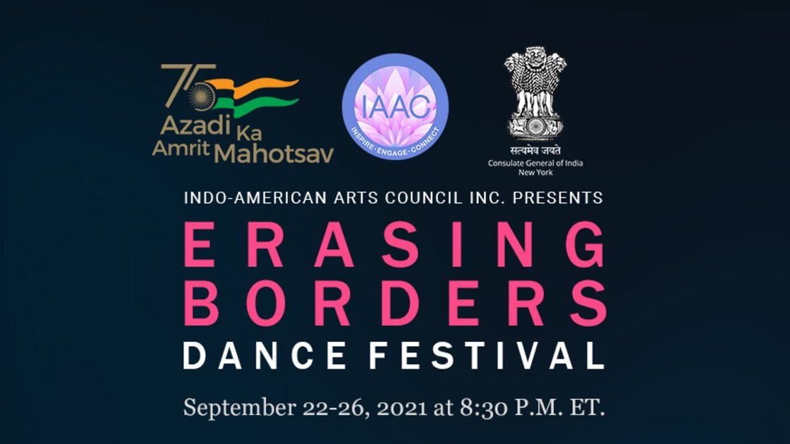 ERASING BORDERS DANCE FESTIVAL 2021 - DAY 4