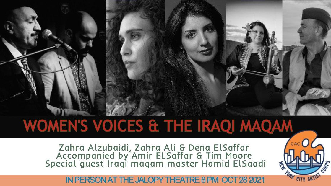 Women's Voices & the Iraqi Maqam