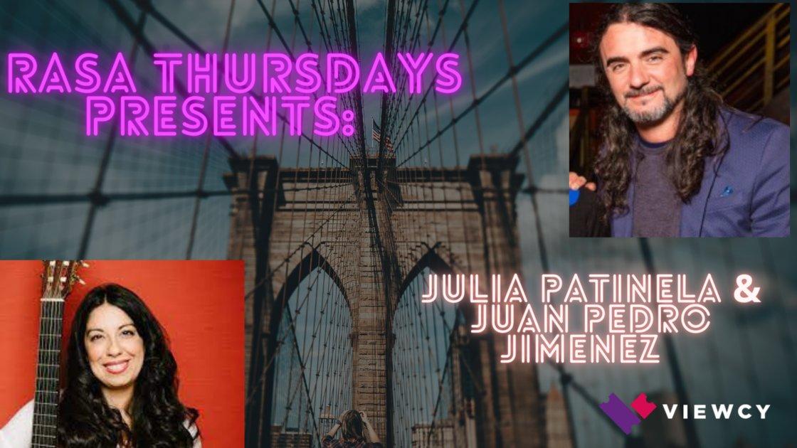RASA Presents: Flamenco! With Julia, Juan Pedro & Luis