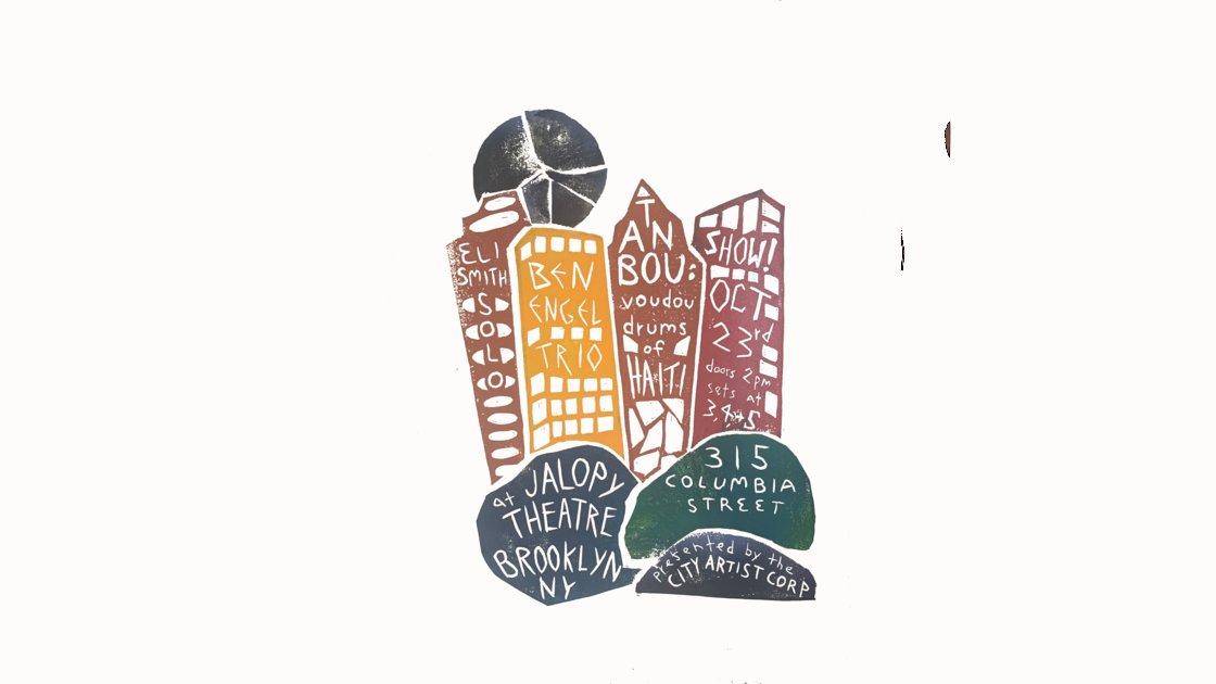 Ben Engel Trio  / Eli Smith / Tanbou