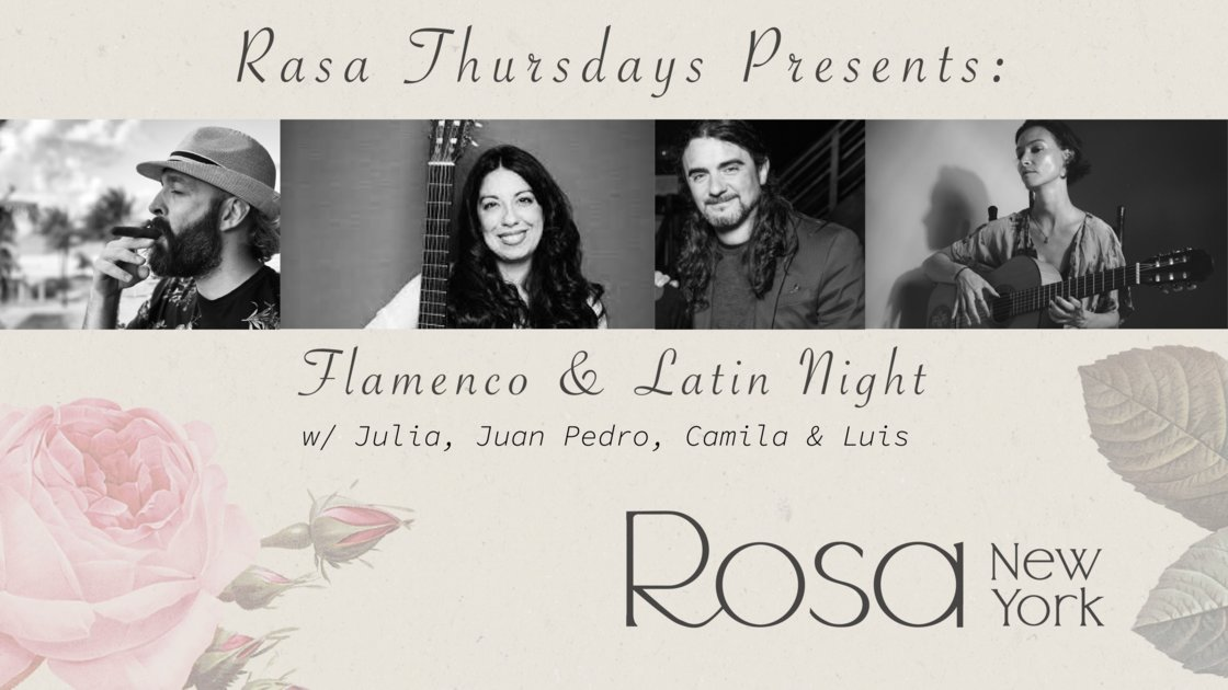 RASA presents Flamenco Latin night
