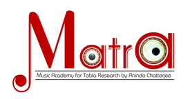 MATRA Music Academy for Tabla Research by Anindo Chatterjee