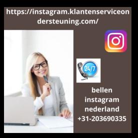 instagram klantenservice nederland