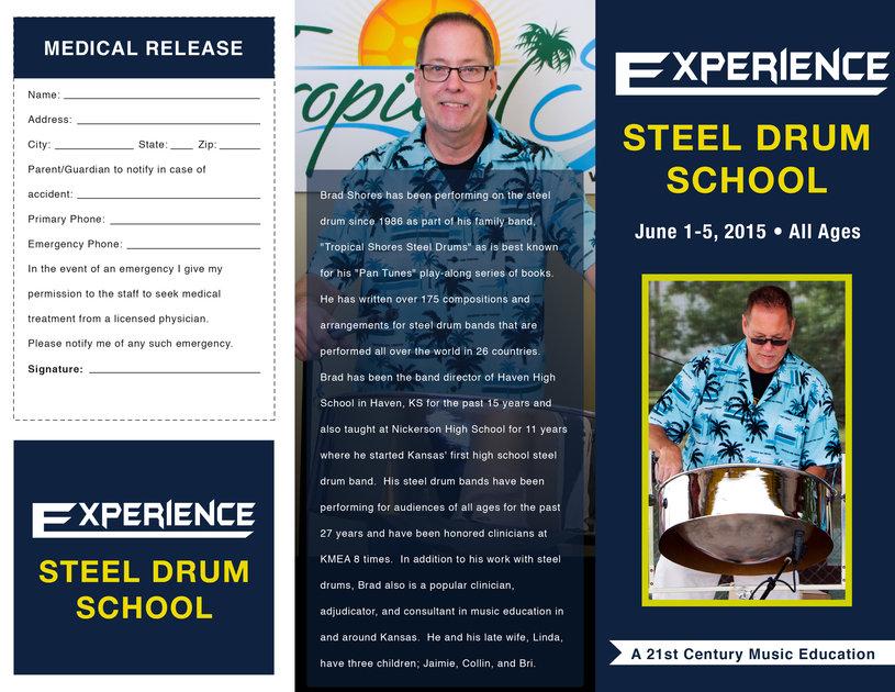 Experience Steel Drum School