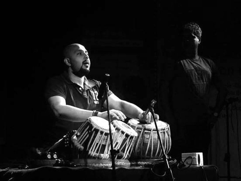 Tabla Workshop - Raleigh