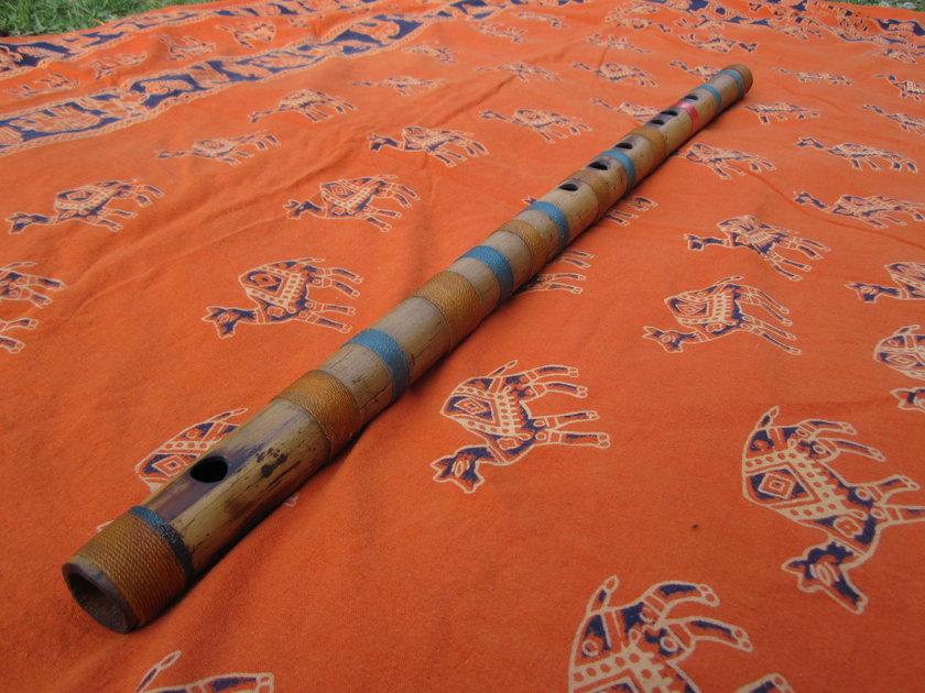 Indian classical bansuri concert