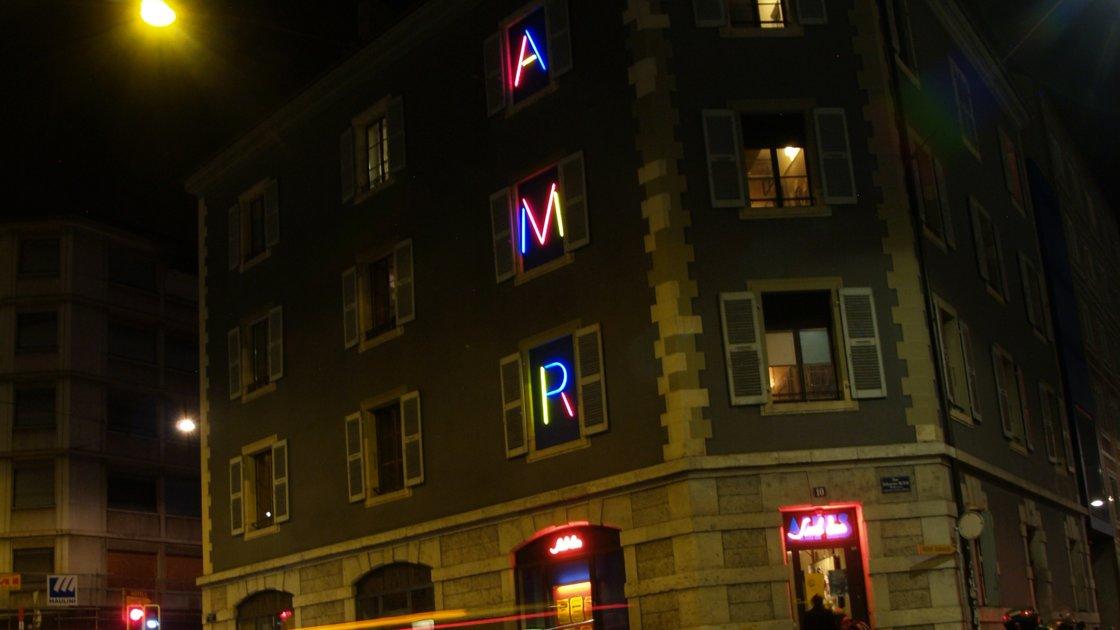 Ateliers de l'AMR en concert