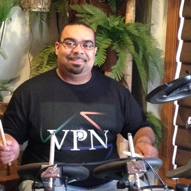 Vpn shirt drums