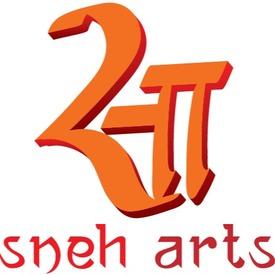 Sneh arts logo diwali