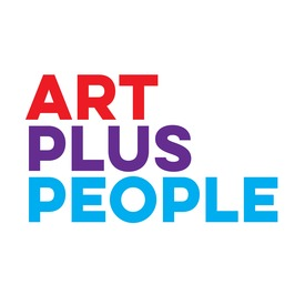 Art plus people tricolor logo 300x