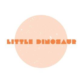 Little dinosaur logo